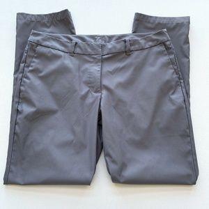Nike Pants - Nike Golf Dri Fit Woven Flex Pants Gray Womens 10